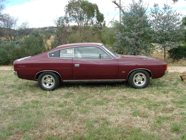Picture of 1973 Valiant Charger, exterior, gallery_worthy