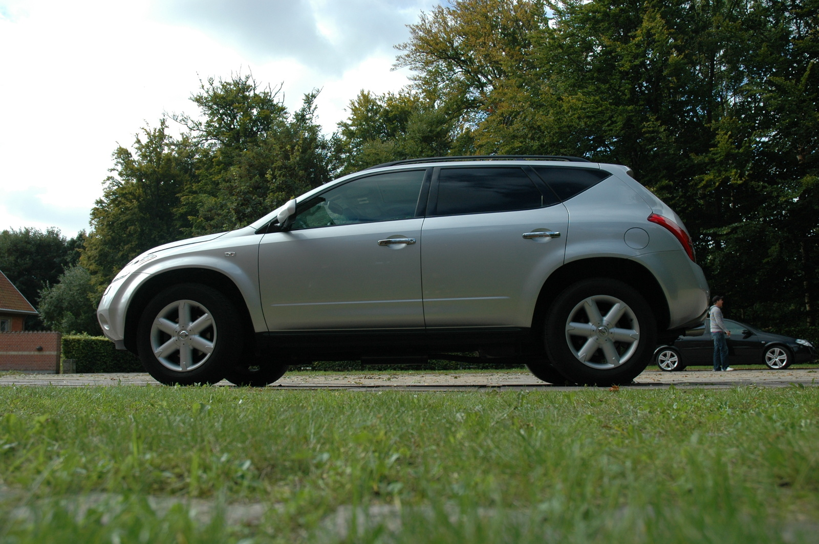 2007 Nissan Rogue Awd Related Infomation Specifications