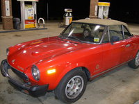 Picture of 1981 FIAT 124 Spider, exterior