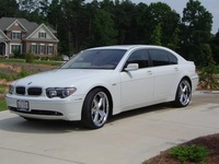2007 BMW 7 Series Picture Gallery
