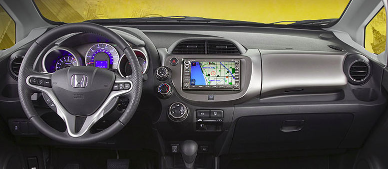 2010 Honda Fit, dashboard, manufacturer, interior