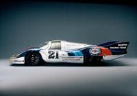 1971 Porsche 917 Overview