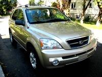 2003 Kia Sorento LX 4WD picture, exterior