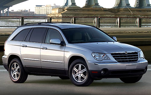 2006 Chrysler Pacifica - Pictures - 2006 Chrysler Pacifica Touring ...