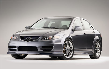 2005 Acura TSX 5-spd picture