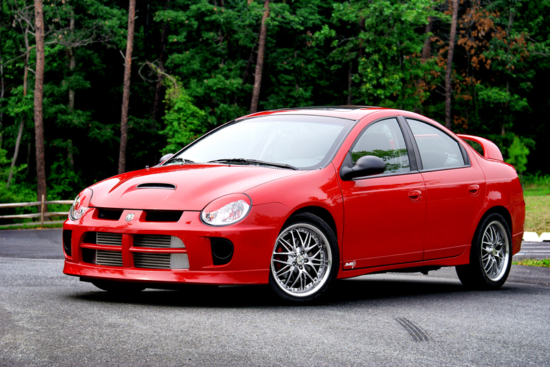 2005 Dodge Neon SRT-4 4 Dr Turbo Sedan picture