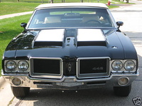 1971 Oldsmobile Cutlass Supreme picture, exterior