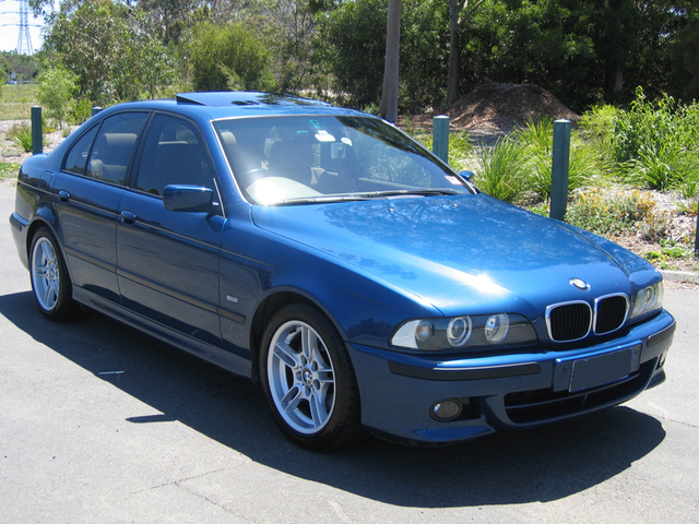 Picture of 2002 BMW 5 Series 530i