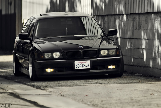 Picture of 2002 BMW 7 Series 750Li, exterior, gallery_worthy