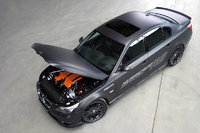 Picture of 2009 BMW M5 RWD, exterior, engine, gallery_worthy