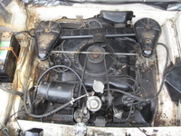 Picture of 1961 Chevrolet Corvair, engine