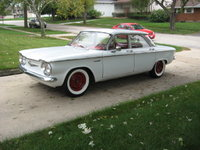 Picture of 1961 Chevrolet Corvair, exterior