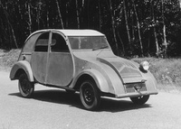 1948 Citroen 2CV Overview