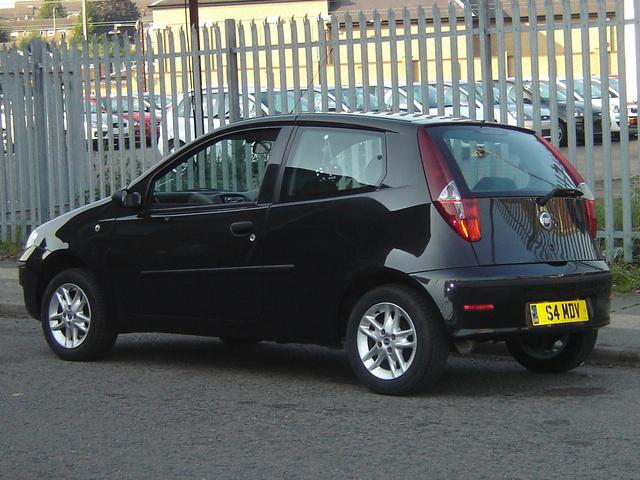 2003 Fiat Punto Pictures Cargurus
