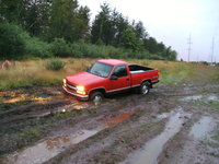 Picture of 1995 Chevrolet C/K 1500 Cheyenne Extended Cab SB 4WD, exterior