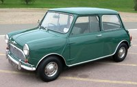 1967 Morris Mini Overview