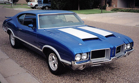 Used Car Dealers Near Me >> 1971 Oldsmobile 442 - Pictures - CarGurus