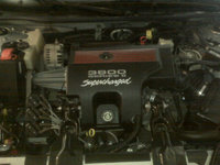 Picture of 2000 Pontiac Grand Prix GTP, engine