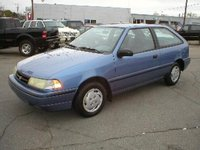 Picture of 1992 Hyundai Excel GS 2-Door Hatchback FWD, exterior, gallery_worthy