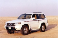1998 Nissan Patrol Overview