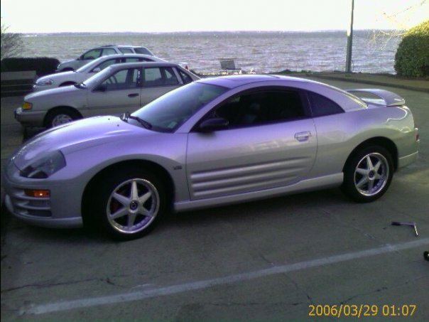Mitsubishi Eclipse Gt 2001 Interior. 2001 Mitsubishi Eclipse GT