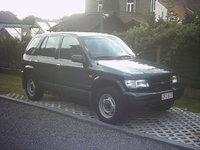 1997 Kia Sportage Overview