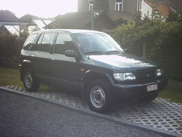 Picture of 1997 Kia Sportage