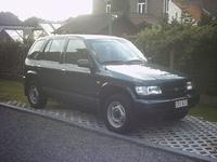 1997 Kia Sportage picture, exterior