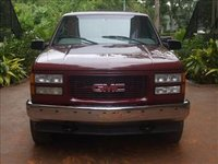 Picture of 1998 GMC Yukon SLE 4WD, exterior, gallery_worthy