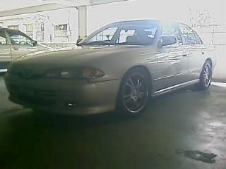 Picture of 1999 Proton Perdana