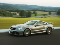 Picture of 2009 Mercedes-Benz SL-Class SL65 AMG Roadster, exterior