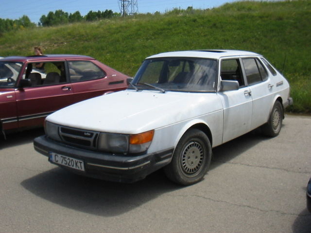 Picture of 1983 Saab 900 Turbo Sedan, exterior, gallery_worthy