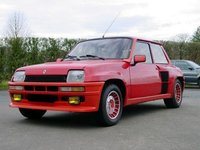1984 Renault 5 Picture Gallery