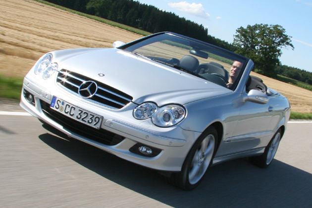 Mercedes Clk 320 Coupe. 2004 Mercedes-Benz CLK-Class 2