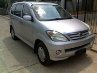 2006 Toyota Avanza Overview