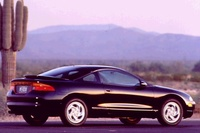 1995 Eagle Talon, 1995 Mitsubishi Eclipse 2 Dr GS-T Turbo Hatchback picture, exterior