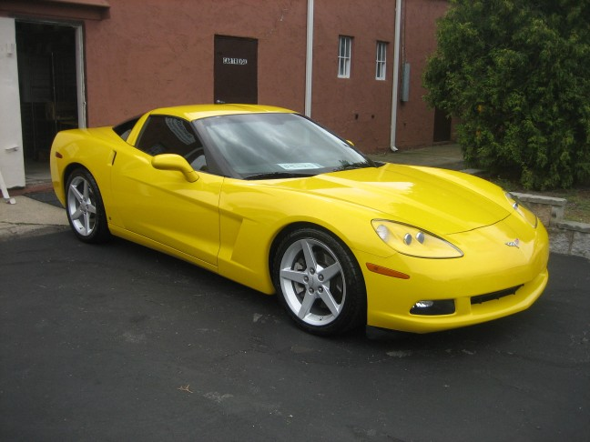 2006 Chevrolet Corvette Base picture, exterior