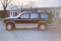 1994 Ford Explorer Overview