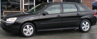 2005 Chevrolet Malibu Maxx 4 Dr LS Hatchback, 2005 Malibu Maxx LS, 3500 SFI V6. Straight pipe side exit exhaust, no cats, resonator, or muffler. Insanely loud, pops and backfires a lot with occasional...