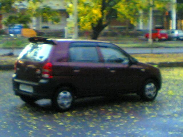 Suzuki Alto Pink. generation Suzuki Alto,