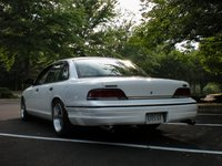 Picture of 1992 Ford Crown Victoria 4 Dr Touring Sedan, exterior