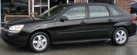Picture of 2005 Chevrolet Malibu Maxx 4 Dr LS Hatchback, exterior