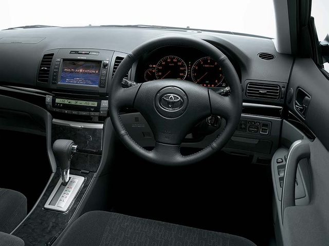 Picture of 2005 Toyota Allion, interior