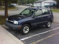 2000 Chevrolet Tracker Base 4WD picture, exterior