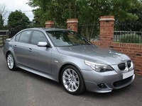 2007 BMW 5 Series 530i, 2007 BMW 530 530i picture, exterior