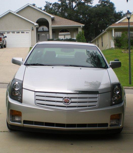 Cadillac 2006 Blau