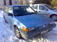 1987 Nissan Sunny Overview
