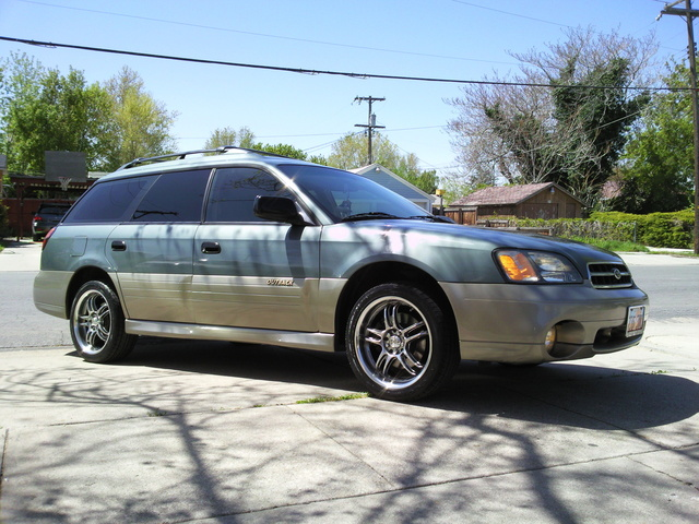 Picture of 2002 Subaru Outback Base Wagon