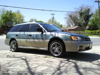 2002 Subaru Outback Base Wagon picture, exterior