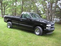 Picture of 1997 Chevrolet C/K 1500 Cheyenne Extended Cab LB, exterior